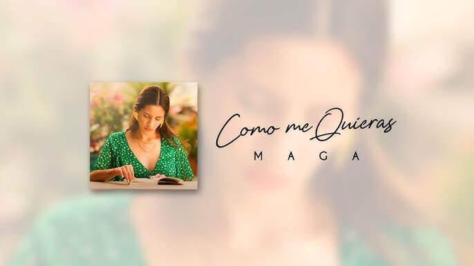 "Maga Córdova presenta ""Como Me Quieras"""